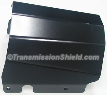 4L80e trans shield driver side
